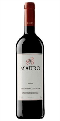 Red wine Mauro Crianza 2015 (0,75)