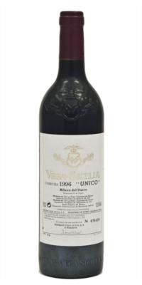 Vino tinto Vega Sicilia Unico 2005(0,75)