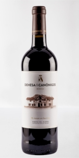 Red wine Dehesa los Canonigos Solideo Crianza 2011 (0,75)