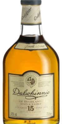 Whisky Dalwhinnie Malta 15 A. 0.7 Cl
