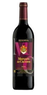 Vino tinto Marqués de Cáceres Reserva (0,75)