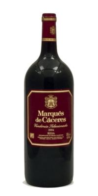 Vino tinto Marqués de Cáceres Crianza Magnum (1,5)