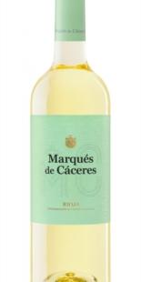 White wine Marqués de Cáceres (0,75)