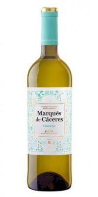 Vino blanco Rueda 0.75 cl. Marqués de Cáceres
