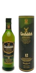 Whisky de Malta Glenfiddich 12 años