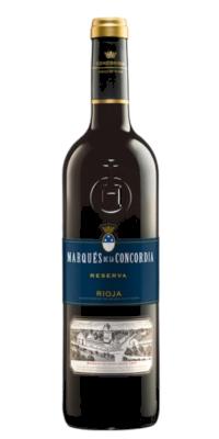 Vino tinto Marqués de la Concordia Reserva
