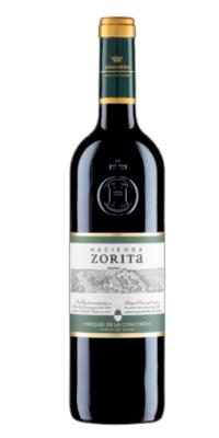 Red wine Durius Hacienda Zorita Crianza