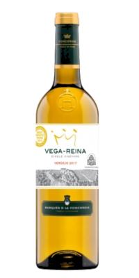 Vino blanco verdejo Vega de la Reina 0.7 cl
