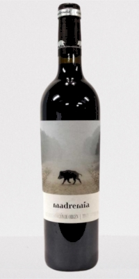Vino tinto Madremia 2017 (0,75 cl.)