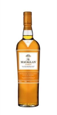 Macallan Amber Malt Whisky 12 Años