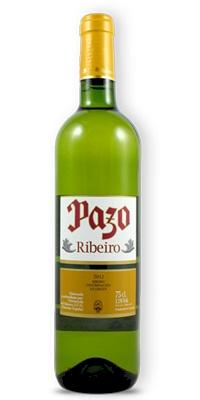Vino blanco Pazo Ribeiro/ Cooperativa Ribeiro