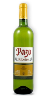 White wine Pazo Ribeiro/ Cooperativa Ribeiro