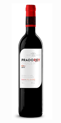 Vino tinto PradoRey Roble (0,75)