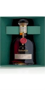 Brandy de Jerez Solera Gran Reserva (Barbadillo) en estuche de lujo y decanter