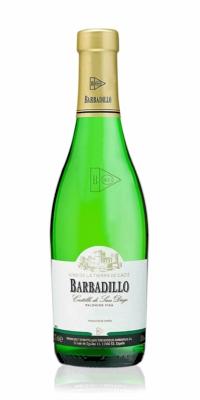 Vino blanco Barbadillo 3/8 Medias