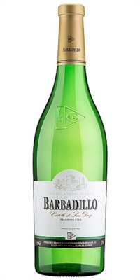 White wine Castillo San Diego / Barbadillo (0,75)