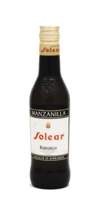 Manzanilla Solear Barbadillo (0,37) Medias 3/8