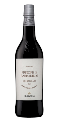 Vino amontillado Príncipe 0.7 cl /Barbadillo