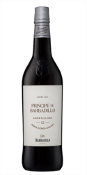 Vino amontillado Príncipe 0.7 cl /Barbadillo