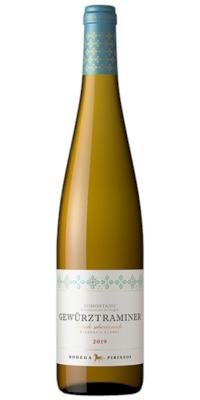 Vino blanco Gewurzstraminer Pirineos