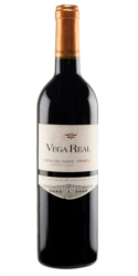 Red wine Vega Real Crianza