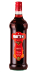 Vermouth rojo reserva Molteni 1 litro.