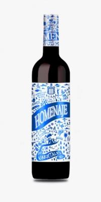 HomenajeYoung Red wine/ La Navarra (0,75)