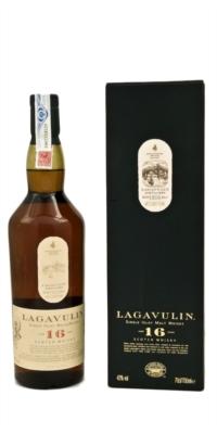 Whisky Malta Lagavulin 16 Años