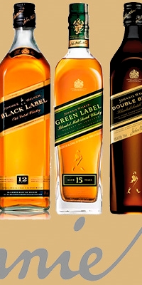 Johnnie Walker Collection. Incluye serie especial juego de Tronos