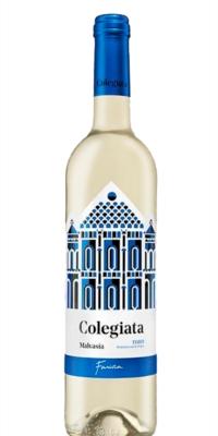 Vino blanco Malvasia Colegiata D.O.Toro (0,75)