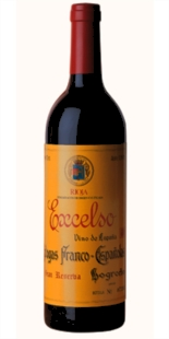 Vino tinto Excelso Gran Reserva 1982