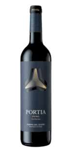 Red wine Portia Prima crianza 2014
