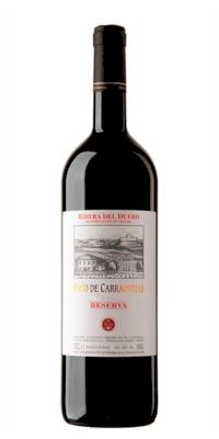 Vino tinto Pago de Carraovejas Reserva 2012