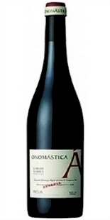 Red wine Onomastica Reserve 2004 (Carlos Serres)