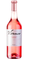 Vino rosado Vivanco 0.7 cl