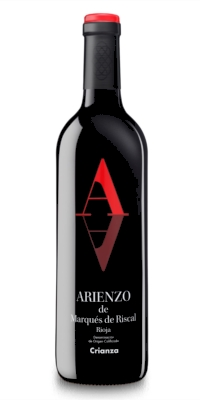 Vino tinto Crianza 0.7 cl Marqués de Arienzo Rioja