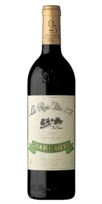 Red wine 904 Grand Reserve 2000 (0,75)