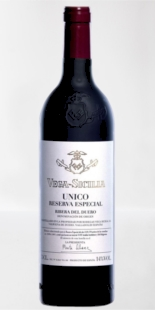 Vino tinto Vega-Sicilia Único Reserva Especial